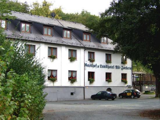 Poehl, Jerman: Ansicht des Hotels