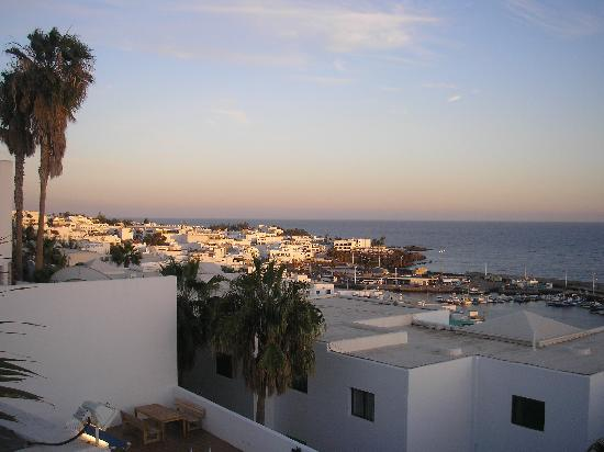 Las Terracitas Apartamentos: View from the Sun Deck