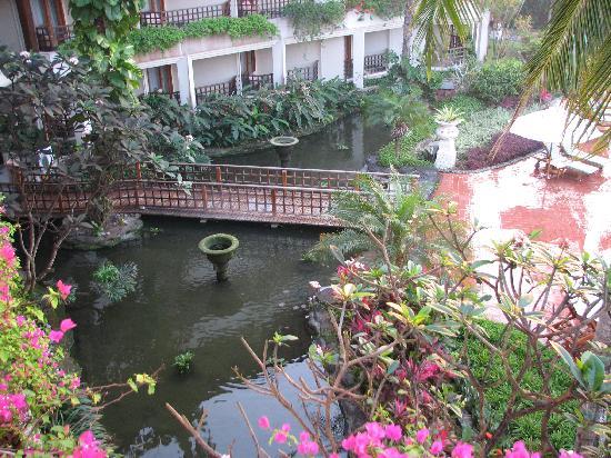 Prama Sanur Beach Bali: Pond