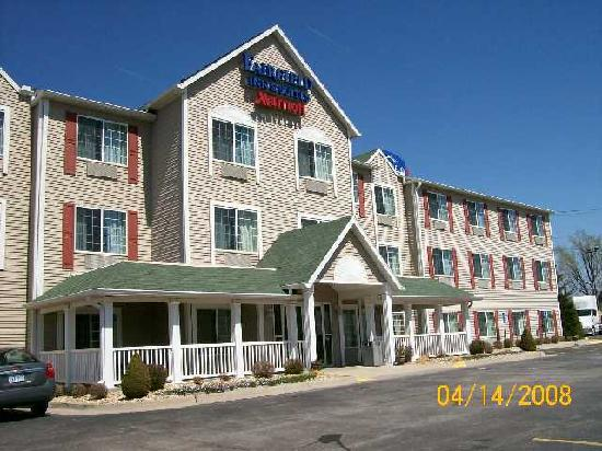 Fairfield Inn & Suites Kansas City North Near Worlds of Fun: KC Fairfield