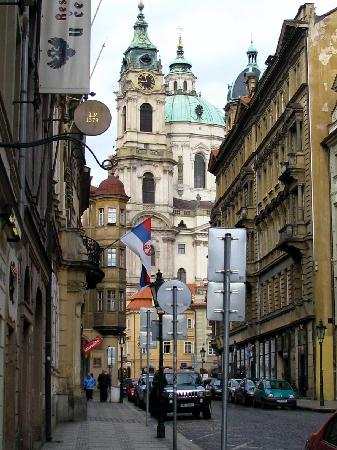 Mala strana picture of prague bohemia tripadvisor for Best hotels in mala strana prague