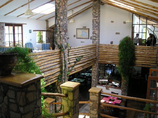 Isla Suasi: Hotel innen