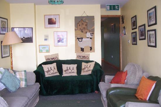 Slane Farm Hostel: Great Common Room