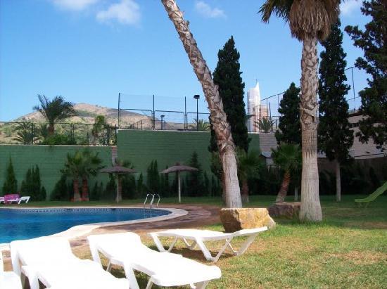 Buenavista : The pool area