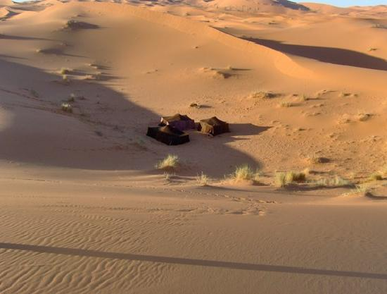 Guest House Merzouga: The Camp