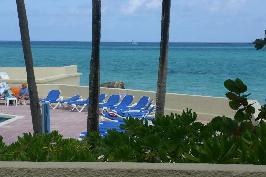Blue Water Resort on Cable Beach: View From the Terrace 2