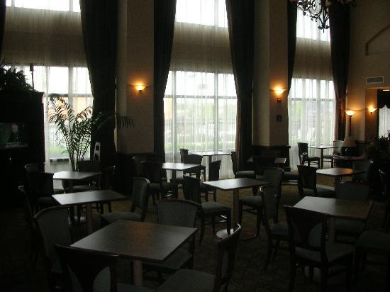 Hampton Inn & Suites San Marcos: Lobby