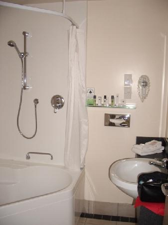 Copthorne Hotel Grand Central New Plymouth : Bath