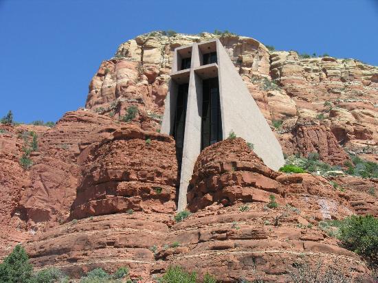 Villas of Sedona: chapel of the holy cross