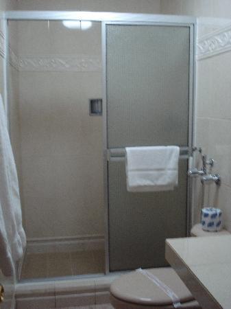 Sevilla Suites Apart-Hotel: Vista del baño