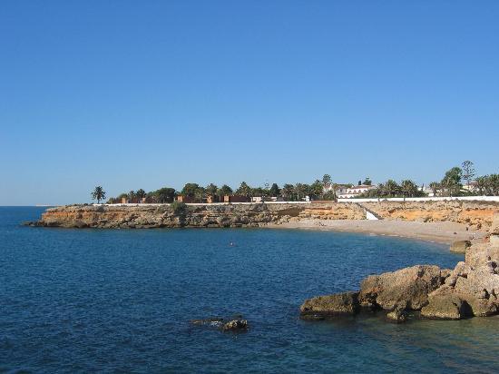 Vinaròs, España: Playa