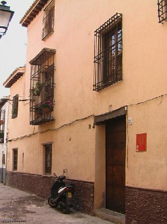 Casa Del Aljibe Guest House : Hotel