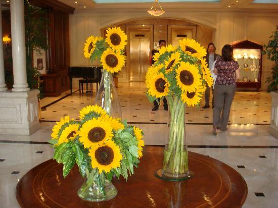 NH Collection Plaza Santiago: lobby