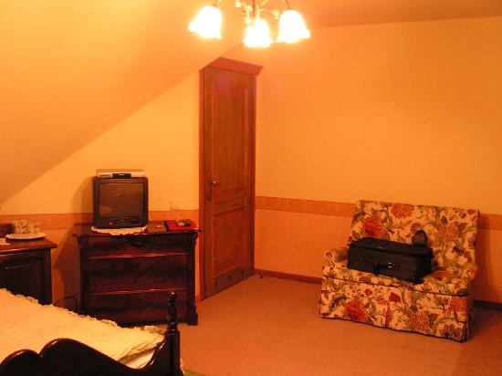 Hotel Palacyk: Zimmer