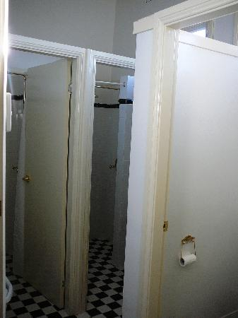 Branxton Hotel: ladies bathroom