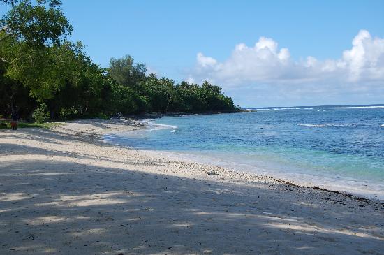 Eratap Beach Resort: The Beach