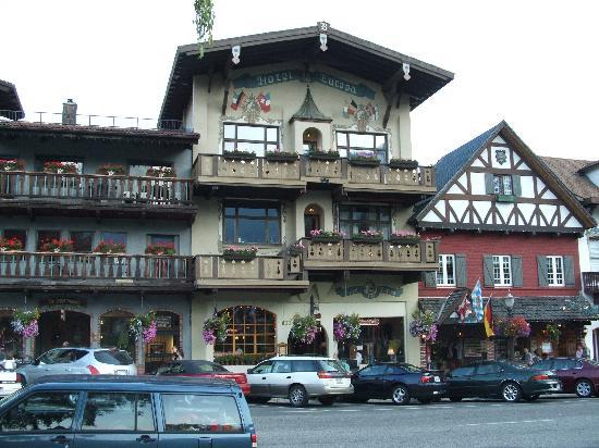 Leavenworth Wa Hotel Europa