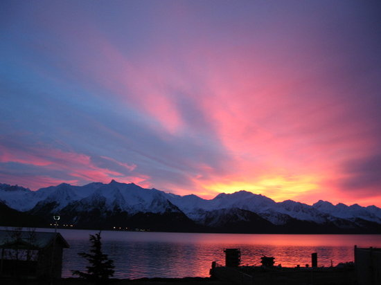 ซูเอิร์ด, อลาสกา: Seward Sunrise