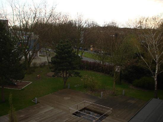Ramada Hotel Bochum: View from my room