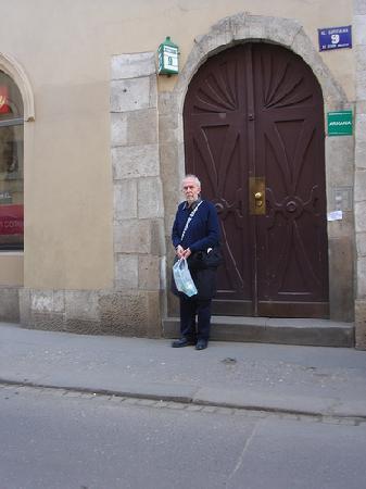 Sodispar Serviced Apartments: Front door
