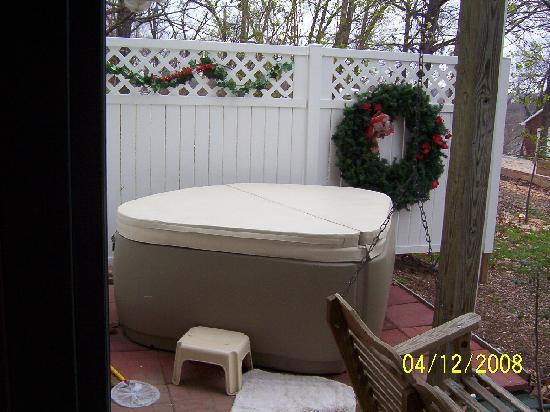 Bed And Breakfast Missouri Hot Tub