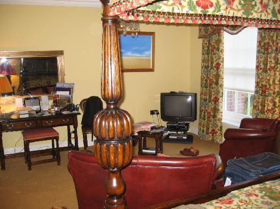 Beechwood Hotel: room 4 bedroom