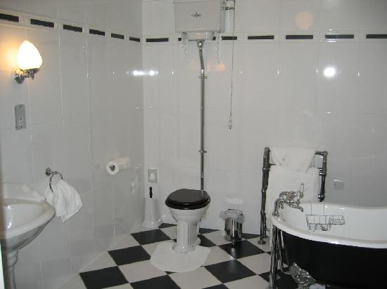 Beechwood Hotel: room 4 bathroom