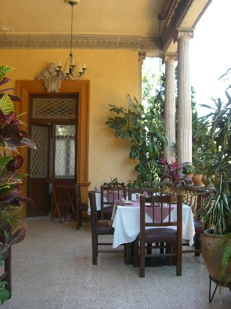 La Casona del Llano: The restaurant