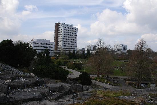 Botanischer Garten Kiel: Kiel Botanical Gardens and University