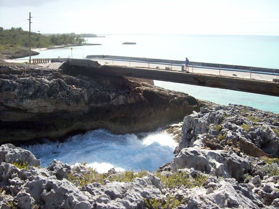 Eleuthera: Glass Window, so amazing, so powerful