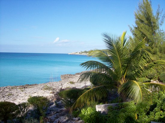 Eleuthera: Seascape in Rainbow Bay