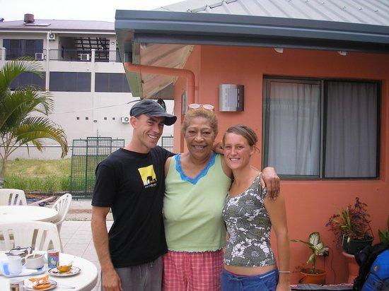Tropic of Capricorn: shaun, mama, and me on my b day