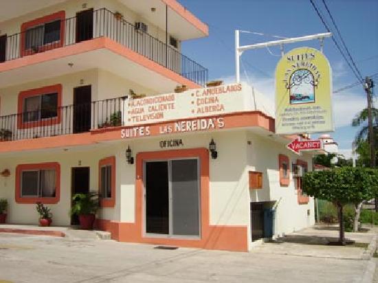 Hotel Suites Las Nereidas: Photo office