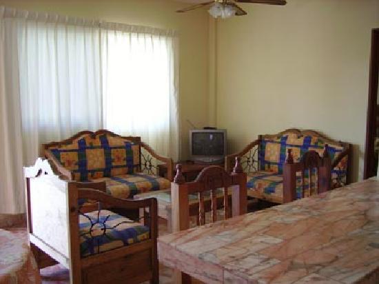 Hotel Suites Las Nereidas: Photo chambre suite