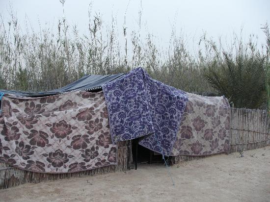 Le Petit Prince Desert Camp : Our tent at Le Petit Prince