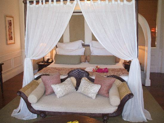 Heritage Le Telfair Golf & Spa Resort: Delux room