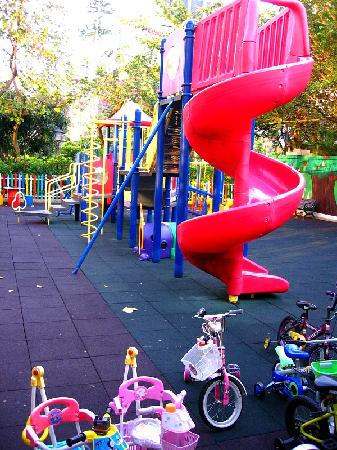 Grand Lapa Macau: Childrens Playground