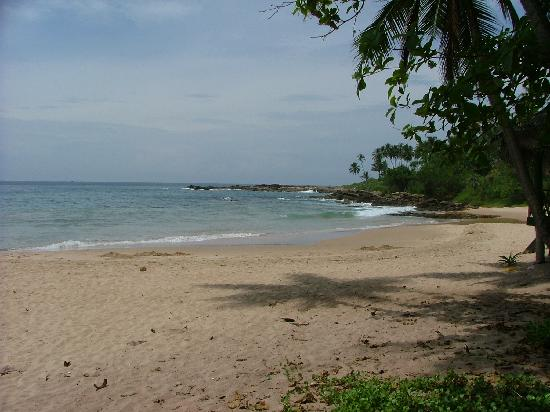 Tangalle, Sri Lanka: Strand