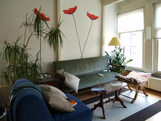 Soggiorno 1: fotografía de Truelove Guesthouse, Ámsterdam ...
