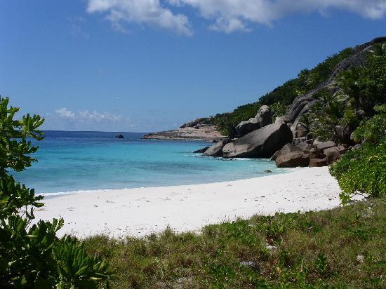 Le Chateau de Feuilles: Magnifique plage à Grande Soeur