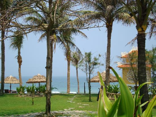 Victoria Hoi An Beach Resort & Spa : View from room