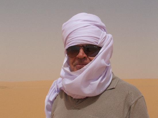 Sahara Desert: Rabyanah Sand Sea