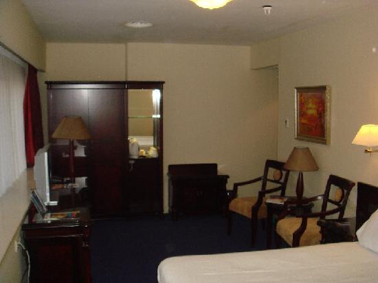 BEST WESTERN Blue Tower Hotel: vue d'ensemble