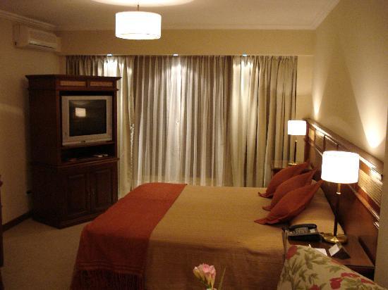 Ayres de Salta Hotel: deluxe room 3