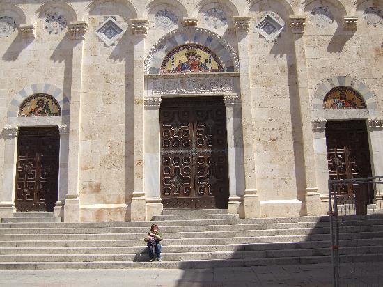 Cagliari, İtalya: cathedral