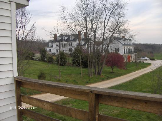 Spring Grove Farm Bed and Breakfast: The main house