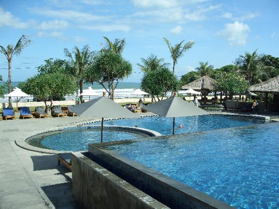 Bali Niksoma Boutique Beach Resort: Niksoma pools