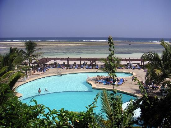 Leopard Beach Resort & Spa: la piscine