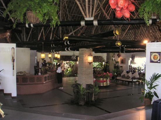 Leopard Beach Resort & Spa: entree