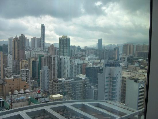 Cordis, Hong Kong at Langham Place: Window View